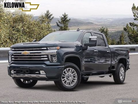 2020 Chevrolet Silverado 3500HD High Country