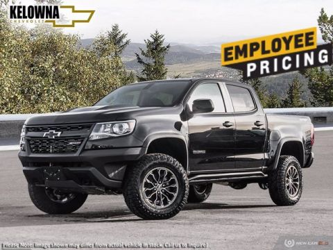 2020 Chevrolet Colorado 4WD ZR2