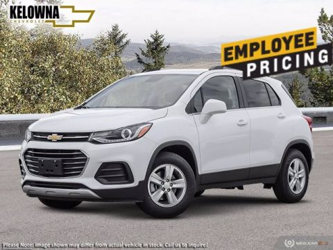 New Chevy Trax For Sale In Kelowna Bc